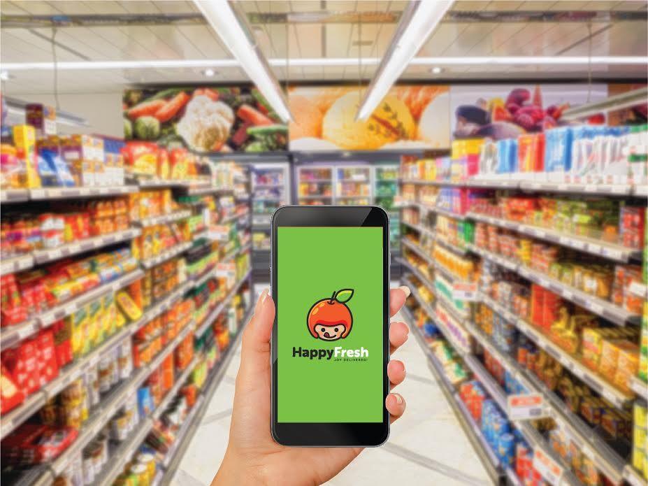 HappyFresh - ร้านขายของชำออนไลน์ที่ดีที่สุด | ตรุษจีน, วันปีใหม่จีน 2019